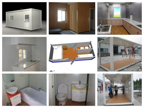 flat pack container home